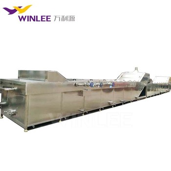 Efficient meat pasteurizer line pasteurizer prices