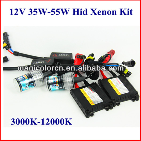 Good quality low price xenon super vision hid conversion kit