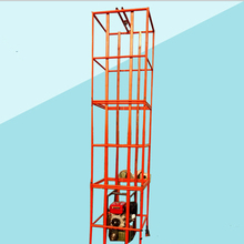 agricultural dig hole machine with gasoline engine