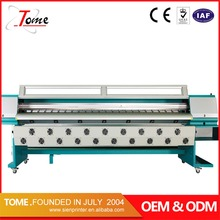 3.2m spt head flex banner infiniti solvent printer price