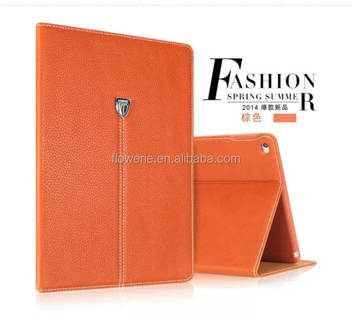 FL2616 XUNDD noble Slim Thin Fashion Flip Leather Stand Case with wallet Cover For ipad air 2