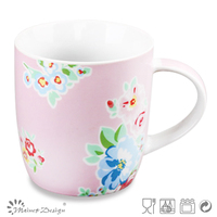 whole sale in world mugs cups with decal pepper in high quality