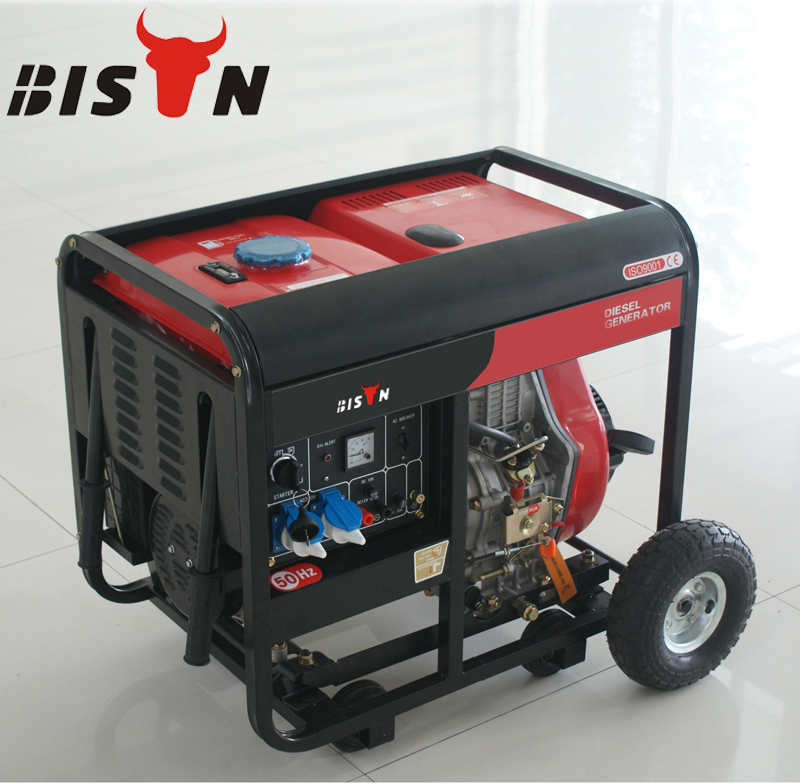 BISON(CHINA)Easy Use Safety Of Diesel Generator