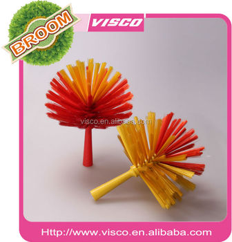 plastic flower brush, VA211