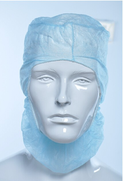 New design protective medical disposable head cover