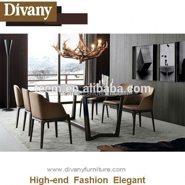 DIVANY FURNITURE dining room furniture tables and chairs for kitchen Meuble