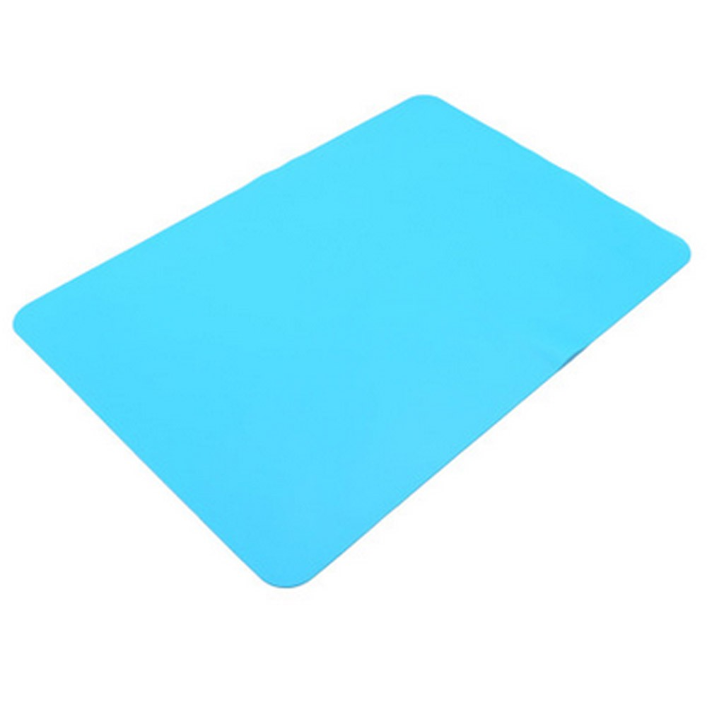 Silicone dining table place mat with custom printing