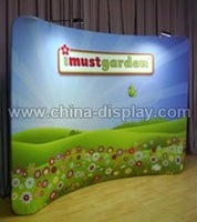 High Quality Trade show Backdrop Exhibition Folding Booth Display