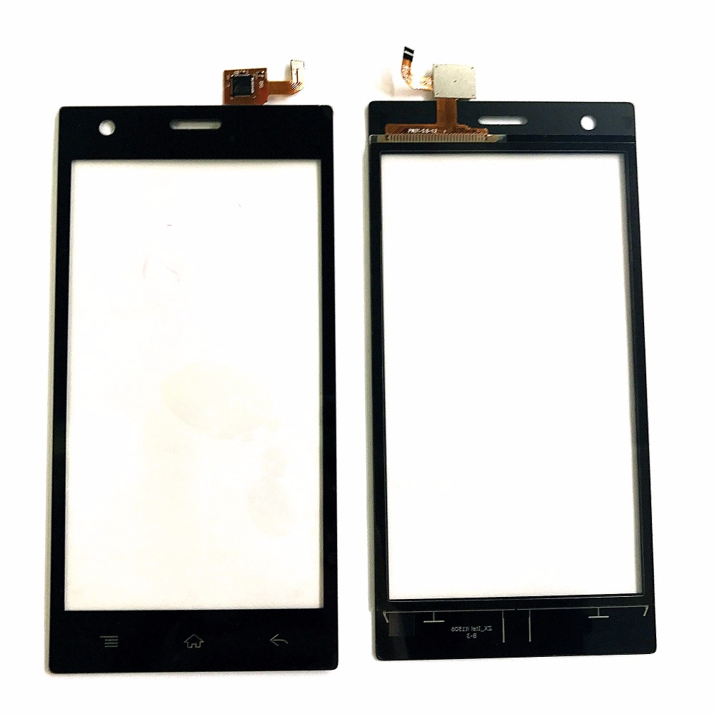 Hot Sale Mobile phone spare parts glass digitizer touch screen for ITEL 1506