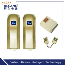 Chinese popular PM170 ALCANO double automatic solar swing gate opener rolling (CE & Patent)