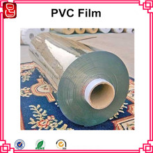 Soft calendering transparent pvc plastic film for packing