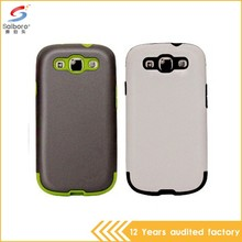 Factory direct supply shockproof full body case for galaxy s3 mini