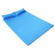 double self inflating camping mattress