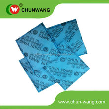 Factory price China supplier 5 gr calcium chloride sachet desiccant