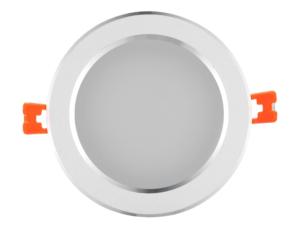 New design led downlight diameter 195mm led downlight furniture 21w led recessed downlight