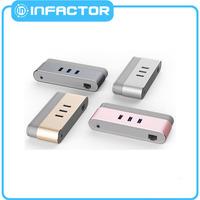 Best selling high quality 2 ports usb mini hub