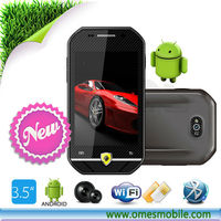 Newest F599 3.5 Inch MTK6515M sip android phone
