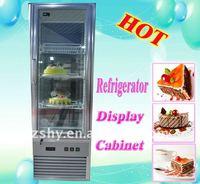 Vertical Freezer Showcase for cake
