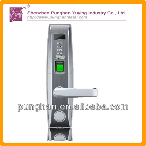 Fingerprint digital safe lock for home
