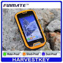 Excellent quality professional S09 4.0 inch 8M Camera nfc rugged phone with dual sim