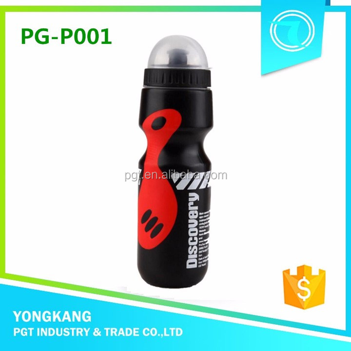 Hot PG-P001silicone travel mug can shape water bottle plastic wrap bottle seal clear plastic drinking water bottle wholesale