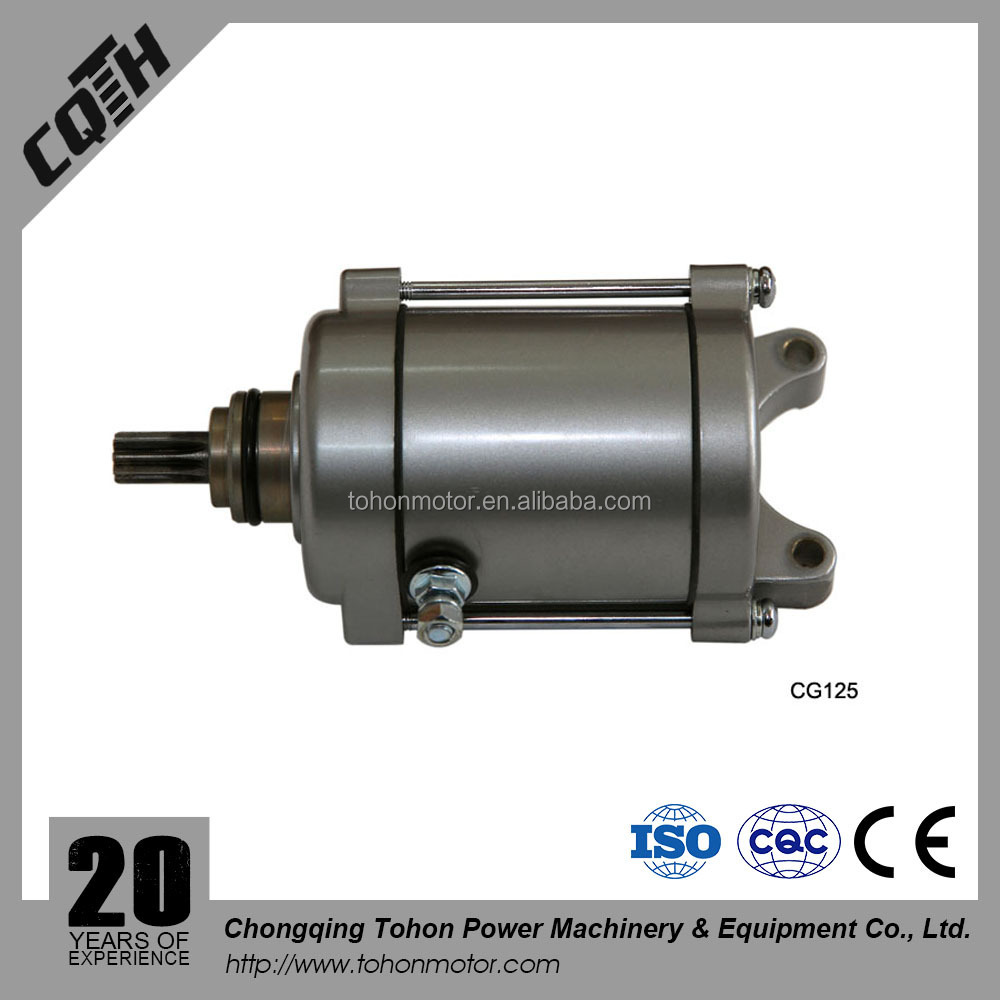 Motorcycle Starter Motor for CG125