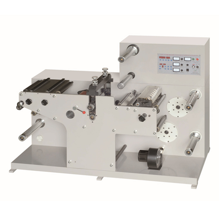 Custom HSN - 320 label slitting and die-cutting machine quality guarantee