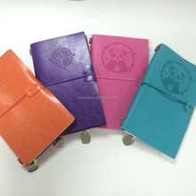 Vintage PU Leather Diary