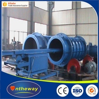 Customized useful reinforced concrete jacking pipe machine