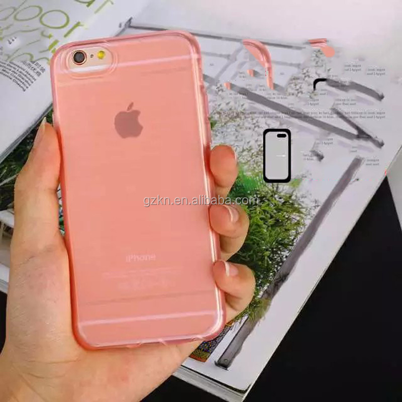 For iPhone 6 plus tpu cover case