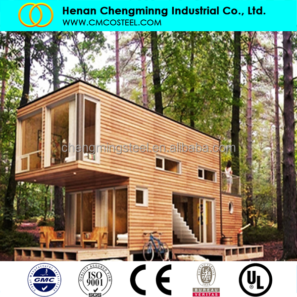 Cheap luxury container houses for sale New design prefab container homes for sale