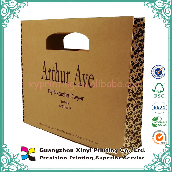 High quality custom kraft paper bags for cement