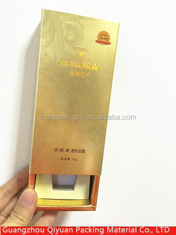 Alibaba China Custom Logo Printed Design Paper Essential Olive Oil Packaging box