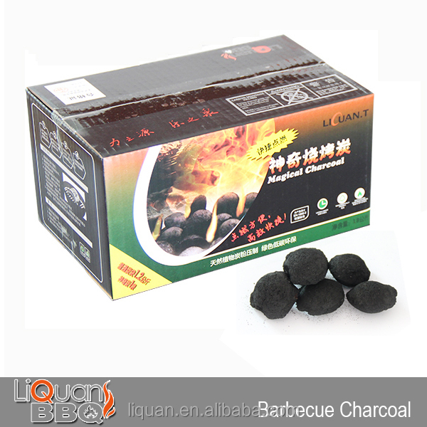 2KG Smokeless BBQ Charcoal Supplier in UAE Market