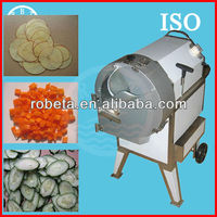 Automatic Manual Industrial Stainless Steel vegetable dicing machine