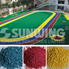 low prices epdm crumb rubber granules for chidren playground
