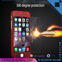 New Product ABS PC full coverage protector cover mobile phone case for Apple iphone 6 for iphone 6 plus