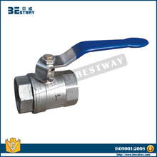BWVA Short delivery date low price 1 inch ball valve