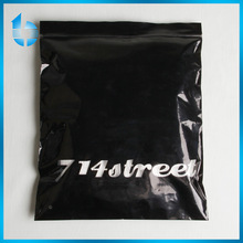 Imported PET material plastic bag zip lock clothing packing bags for wash and wear suit
