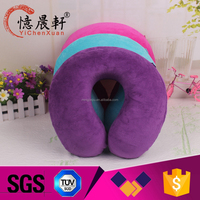 Supply all kinds of funny neck pillows,car neck pillow head rest,animal shaped travel neck pillows