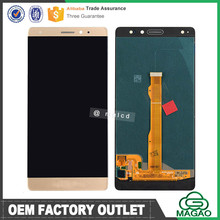 High Quality mobile phone Accessories for Huawei Mate S Display LCD Replacement
