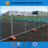 Standard temporary fencing for Australia