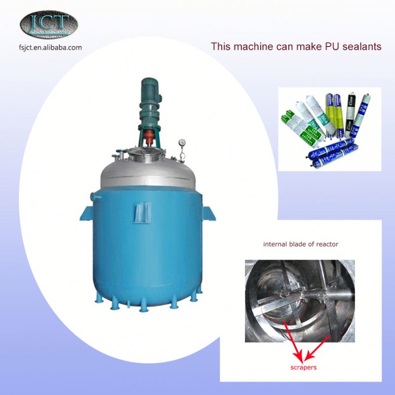 JCT chemical machine for pu foam adhesive
