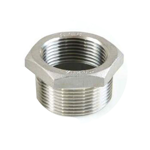 Hot Selling stainless steel pipe fittings npt thread swage nipple male threaded end cap