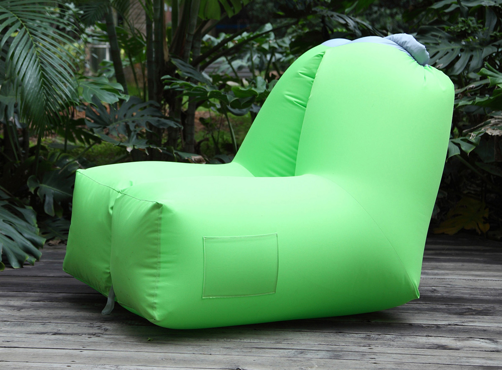 Hot inflatable lounger in market