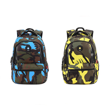 MTX 4 camo color multi purpose travel school outdoor sports waterproof drawstring picnic dog backpack