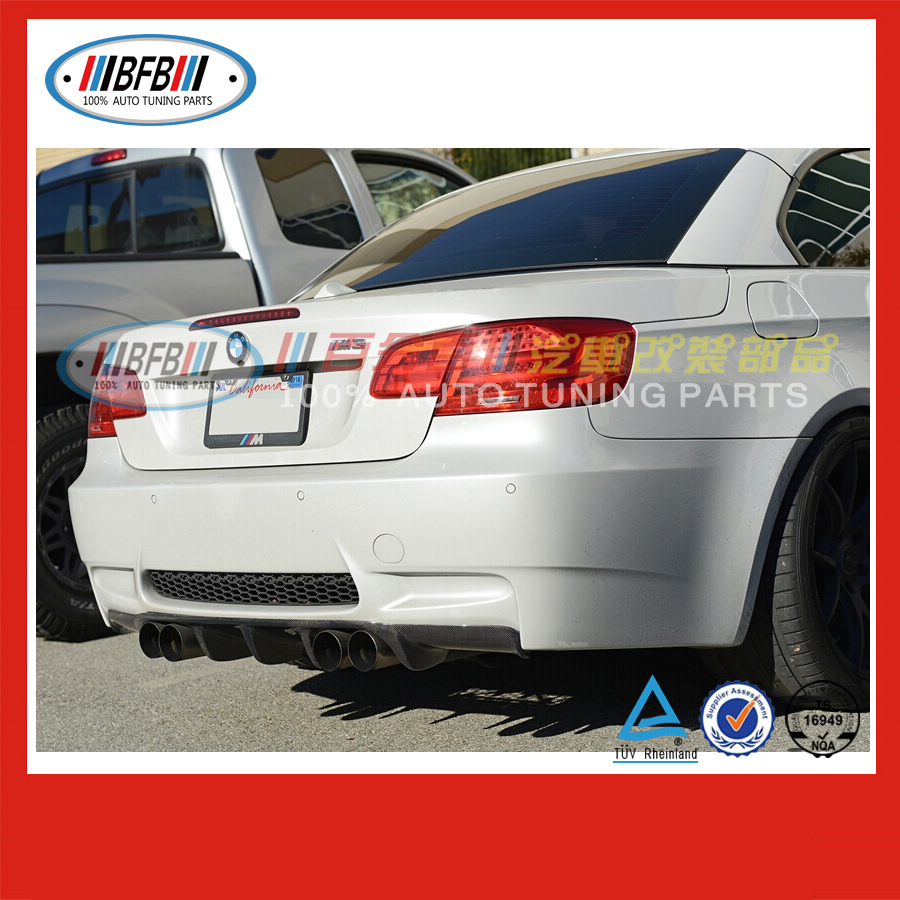 Rear Bumper Price For Bmw 3 Series E92 Hm Style 2006-2012