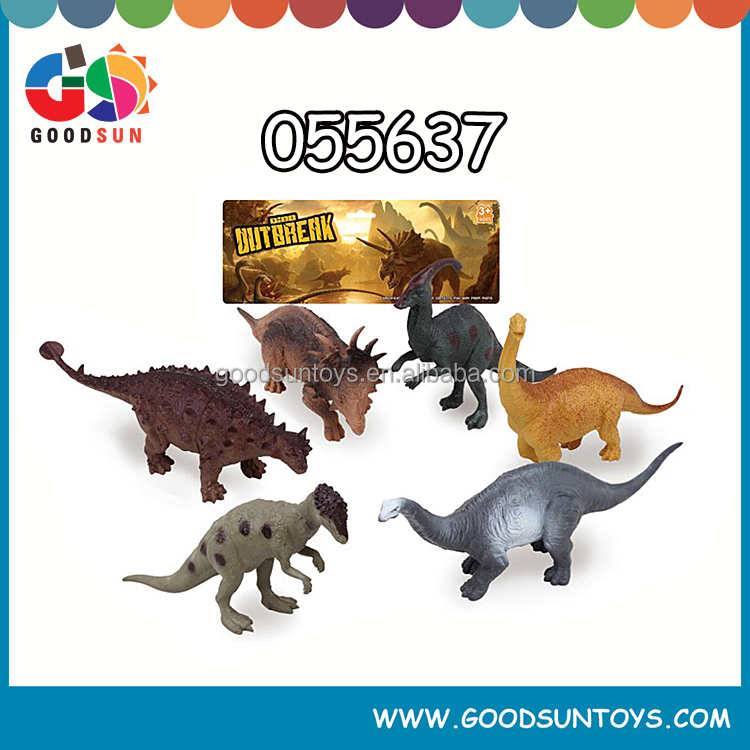 Amusement Kids Playing Toy Animal Figurine Toy Dinosaur toy 055637