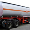 Hot Selling 3 Axle Aluminum Fuel