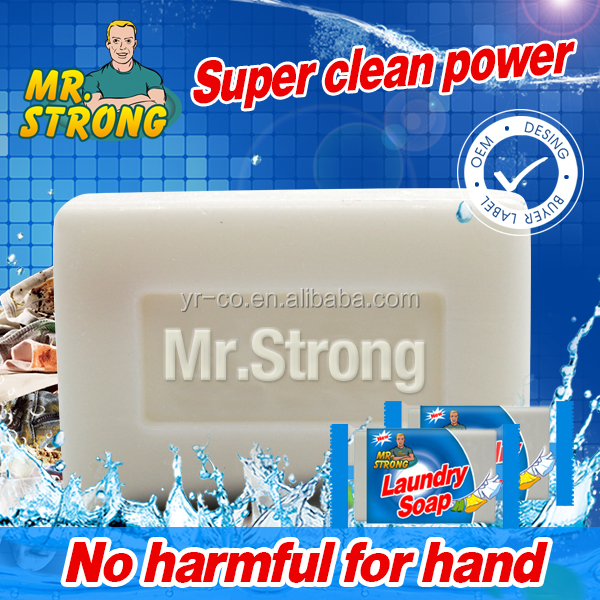 Amazing Effect with OEM Service Laundry Soap